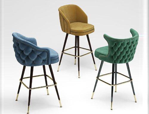 Colorful Bar Chair