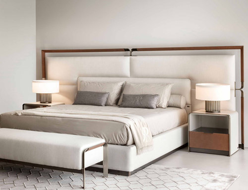 Stainless Modern Bedroom Furniture