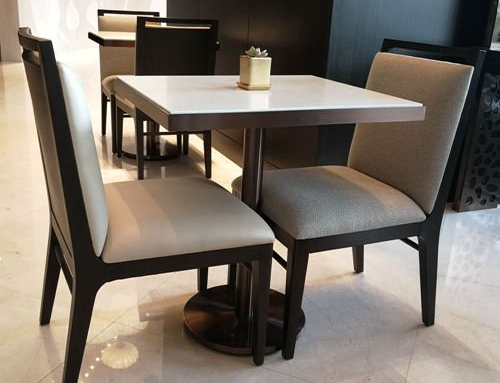 Simple Dining Table Chair