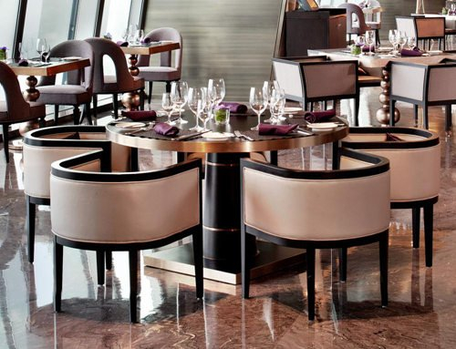 Restaurant Furniture For Hotel