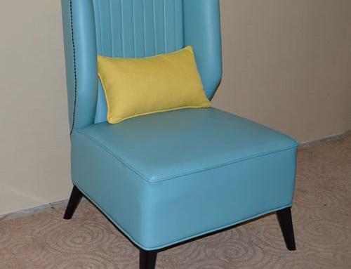 comfortable hotel sofa