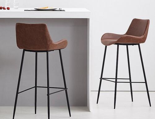 29 Inch Modern Bar Chair