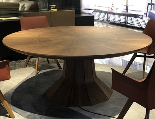 Wooden Walnut Dining Table